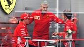 Formula 1 Giappone, Arrivabene: situazione molto difficile ma non molliamo
