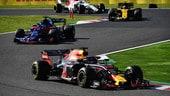 Formula 1 Giappone: torna il sorriso a Ricciardo
