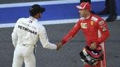 Formula 1, Hamilton: solidarietà a Vettel, merita più rispetto