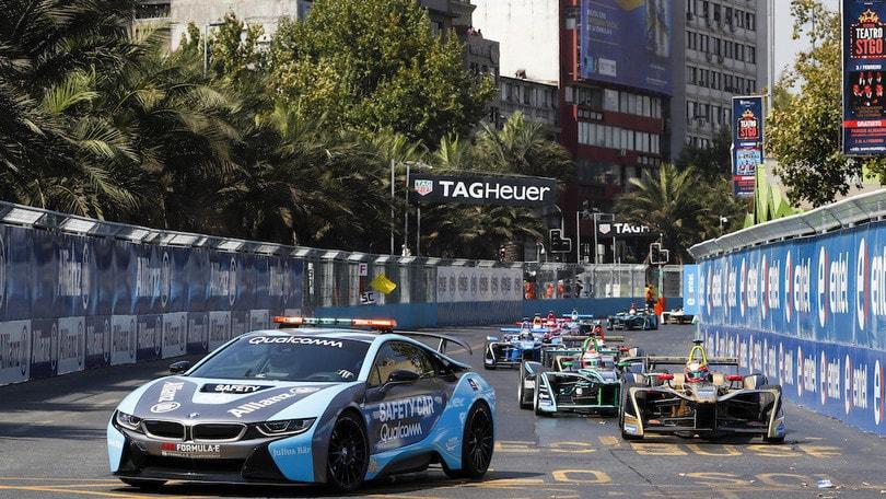 Formula E, Santiago del Cile completa il calendario