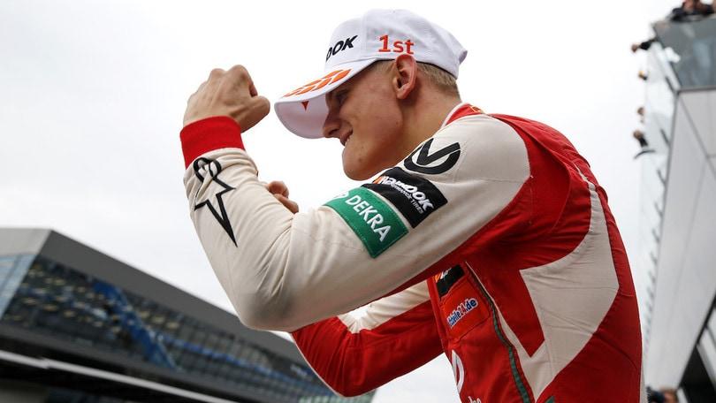 Buon sangue non mente: Mick Schumacher campione europeo!