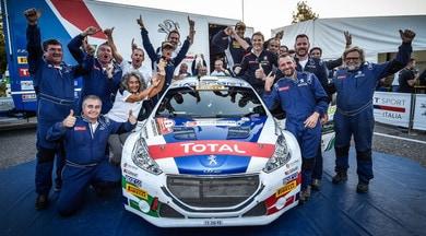Paolo Andreucci campione italiano Rally per l'11.ma volta