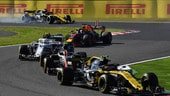 Formula 1 USA, Sainz guida la resistenza Renault a Austin