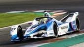 Formula E, BMW si prende la scena a Valencia