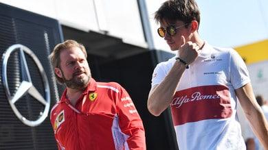 Formula 1, Leclerc: giusto scaricarmi se non sarò veloce in Ferrari