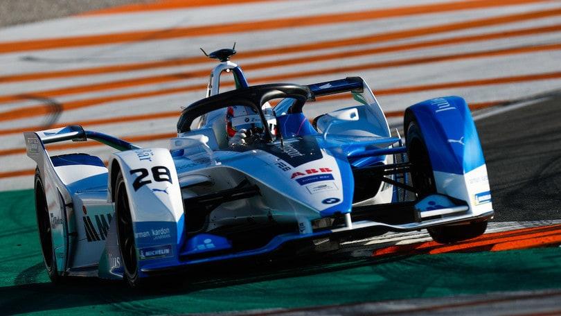 Formula E, test Valencia: Da Costa conferma BMW al vertice