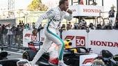 Formula 1 USA, Hamilton: stagione intensa, a Austin rilassato