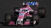 Formula 1, Sergio Perez confermato in Force India