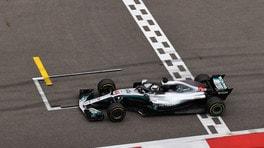 Formula 1 USA: in quali casi Hamilton già campione ad Austin