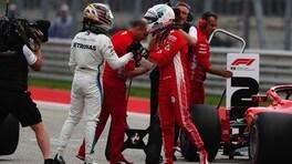 Formula 1 USA, Vettel ritrova il sorriso e una Ferrari veloce