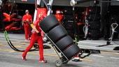 F1, Pirelli semplifica lo spettacolo: solo tre mescole del 2019