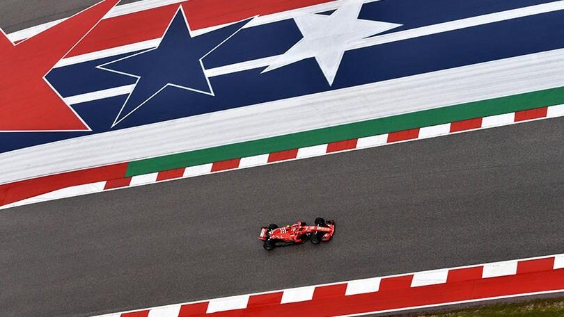 Formula 1 Usa, GP in diretta: partenza alle ore 20,10