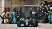 Formula 1 USA, Hamilton: La Ferrari si è ripresa, non potevo fare meglio