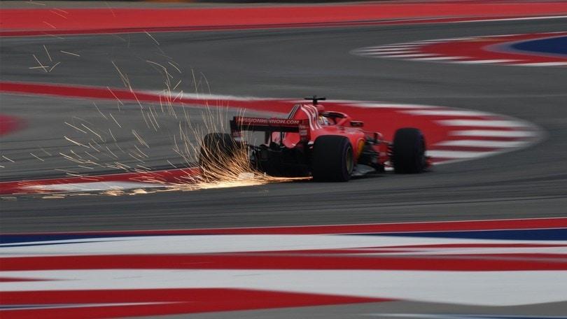 Formula 1 USA, la gara: foto