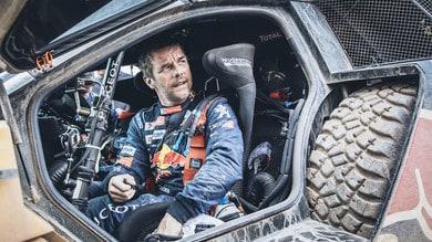 Dakar 2019, Loeb a caccia dell'impresa da privato