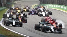 Formula 1 2021, Carey arretra: power unit nel segno della stabilità