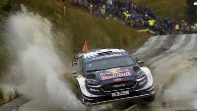 Rally d'Australia gran finale del Mondiale