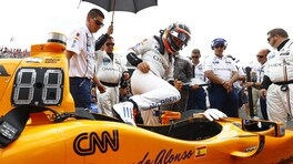 McLaren, Fernley responsabile del progetto Indy 500