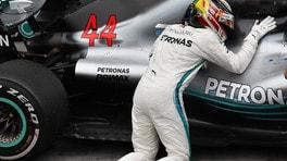 Formula 1 Abu Dhabi, Hamilton a rischio penalità
