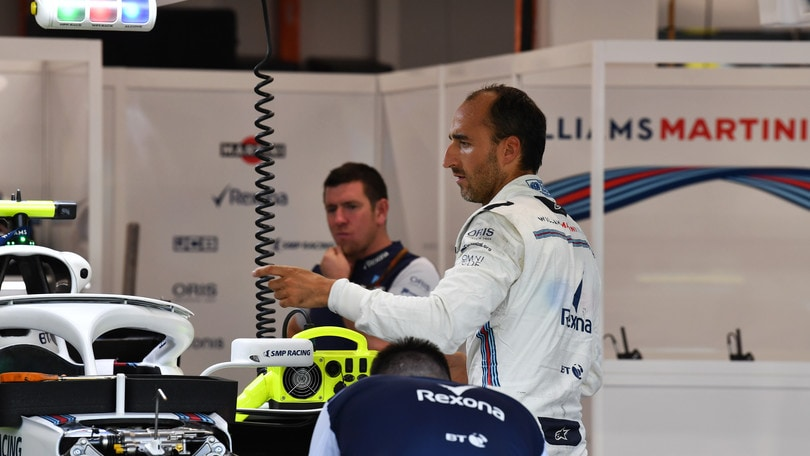Formula 1, Williams o simulatore Ferrari: Kubica ha scelto