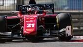 F2, Yas Marina, Sprint Race: Antonio Fuoco chiude la stagione con un successo