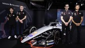 Formula E, Nissan sceglie Rowland accanto a Buemi