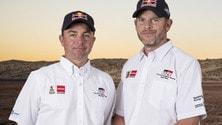 Dakar 2019: foto team Toyota