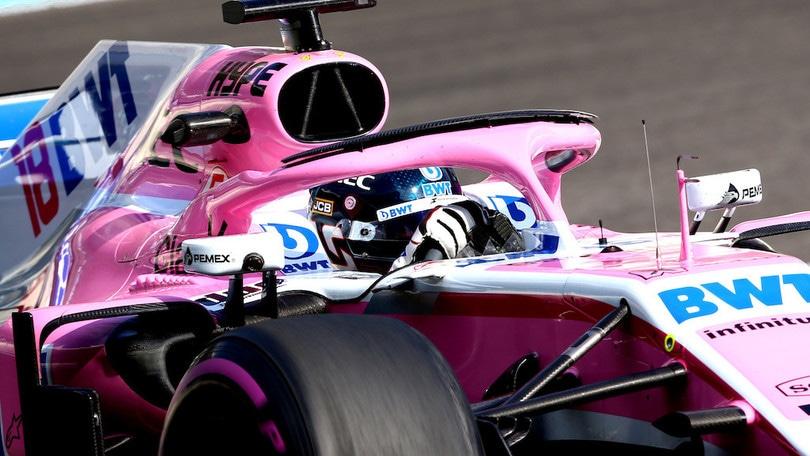 Lance Stroll ufficializzato come nuovo pilota della Racing Point Force India
