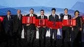 Carrera Cup Night: premiati a Roma i campioni 2018