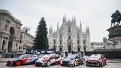 WRC a Milano per il Monza Rally Show