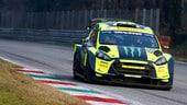 Valentino Rossi domina la prima tappa a Monza