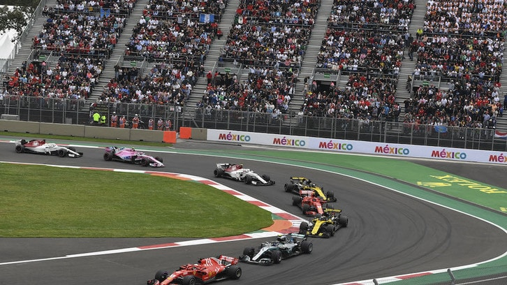 Formula 1 Messico, il miglior evento ha un futuro incerto