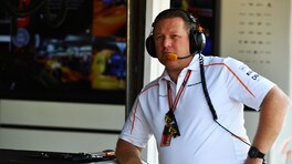 F1, Brown: McLaren soddisfatta del motore Renault