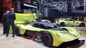 Aston Martin Valkyrie, l'urlo del V12 Cosworth
