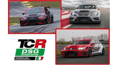 E' nato il campionato italiano TCR DSG Endurance