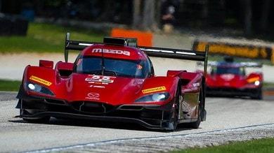 Roar Before Daytona, giorno 3: Mazda da qualifica, Alonso in rodaggio