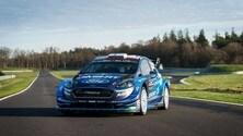Ford Fiesta WRC Plus M-Sport, livrea 2019: foto