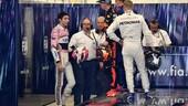 F1: Verstappen, una giornata da apprendista commissario