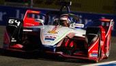 Formula E Marrakesh: patatrac BMW, D'Ambrosio ringrazia