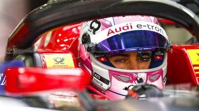 Formula E, rookie test: Muller e Audi dettano il ritmo