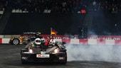 Vettel e Schumi jr. alla Race of Champions