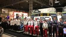 WRC, presentazione Mondiale 2019: FOTO