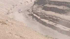 Dakar, tempesta di sabbia