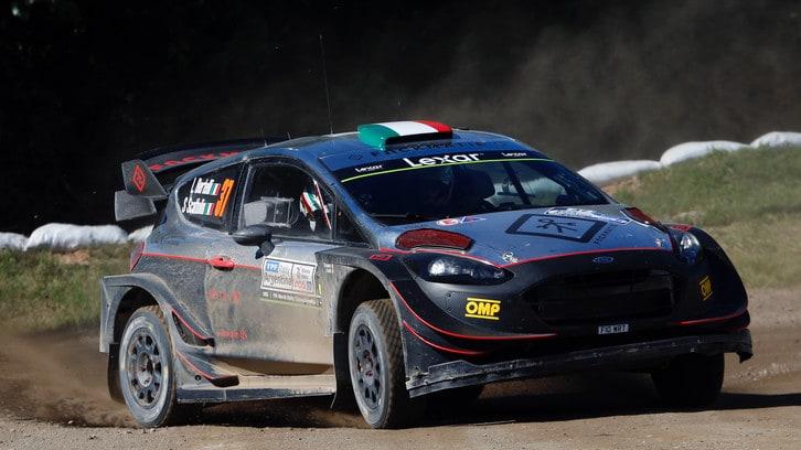 WRC, Lorenzo Bertelli parteciperà al Rally di Svezia