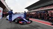 F1 2019, calendario presentazioni nuove monoposto