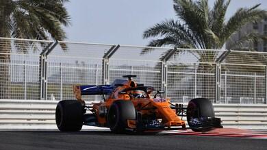 Formula 1: Sainz ringrazia Renault, con McLaren inizia il recupero