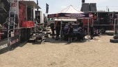 VIDEO: | Carlos Sainz onora la Dakar