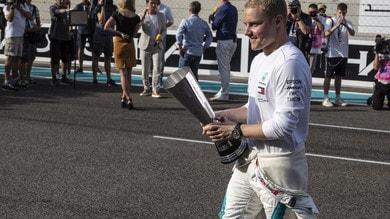 Formula 1 2019: Bottas, propositi di riscatto