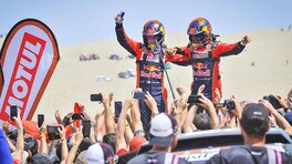 Dakar 2019, ultima tappa: Al-Attiyah vince il raid per la terza volta