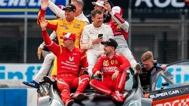Formula 1, Vettel aspetta Mick Schumacher: